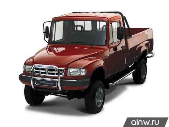 ГАЗ 2308 Атаман