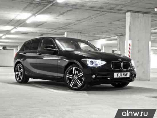 BMW 1 series II (F20-F21) Хэтчбек 5 дв.