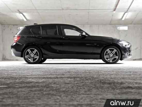 Каталог запасных частей BMW 1 series II (F20-F21) Хэтчбек 5 дв.