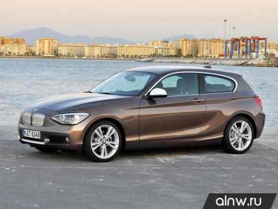 BMW 1 series II (F20-F21) Хэтчбек 3 дв.