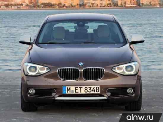 Инструкция по эксплуатации BMW 1 series II (F20-F21) Хэтчбек 3 дв.