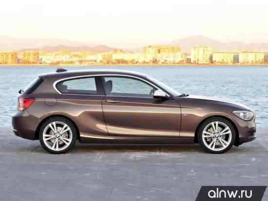 Каталог запасных частей BMW 1 series II (F20-F21) Хэтчбек 3 дв.