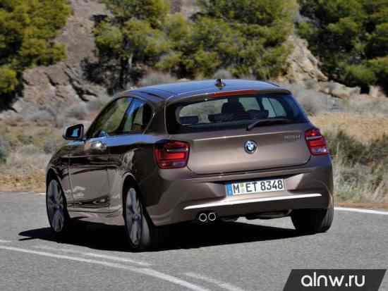 Программа диагностики BMW 1 series II (F20-F21) Хэтчбек 3 дв.