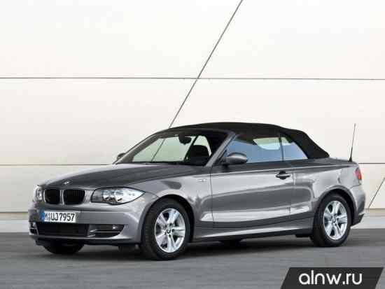 BMW 1 series I (E81-E88) Кабриолет