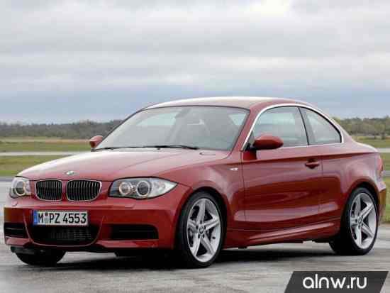 BMW 1 series I (E81-E88) Купе