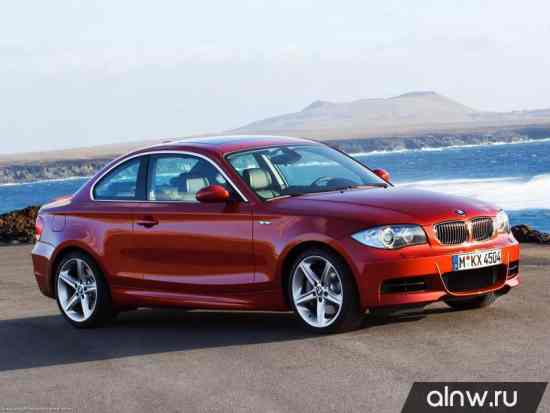 Инструкция по эксплуатации BMW 1 series I (E81-E88) Купе