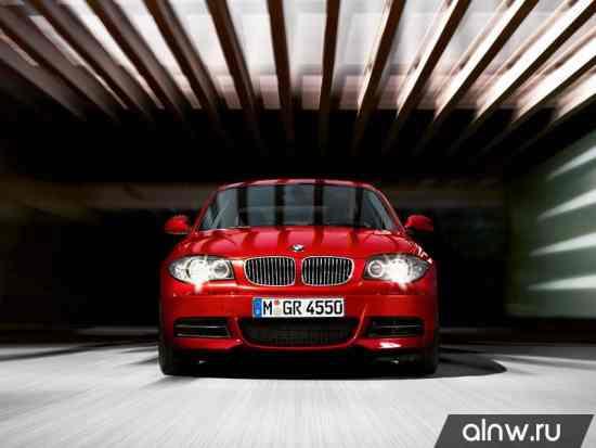 Каталог запасных частей BMW 1 series I (E81-E88) Купе