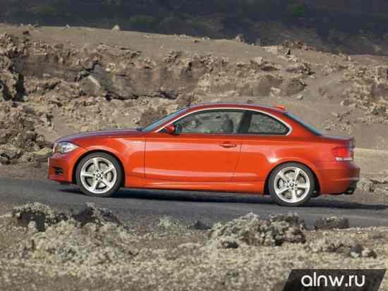 Программа диагностики BMW 1 series I (E81-E88) Купе