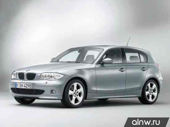 BMW 1 series I (E81-E88) Хэтчбек 5 дв.