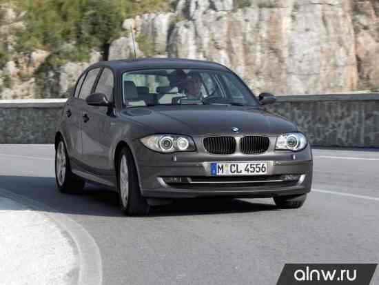 Инструкция по эксплуатации BMW 1 series I (E81-E88) Хэтчбек 5 дв.