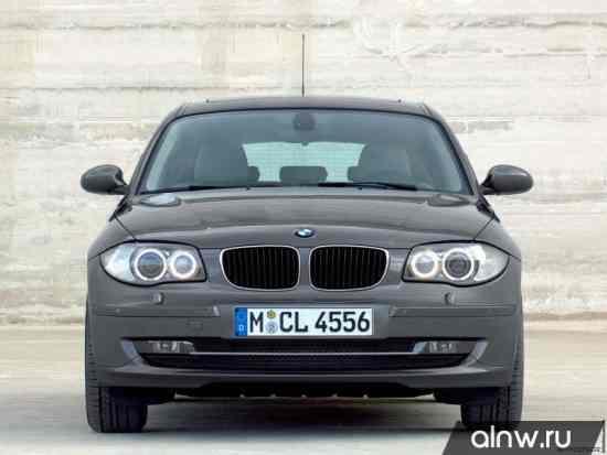 Каталог запасных частей BMW 1 series I (E81-E88) Хэтчбек 5 дв.