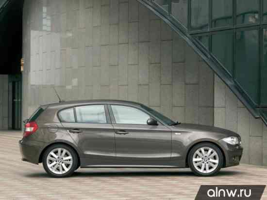 Программа диагностики BMW 1 series I (E81-E88) Хэтчбек 5 дв.