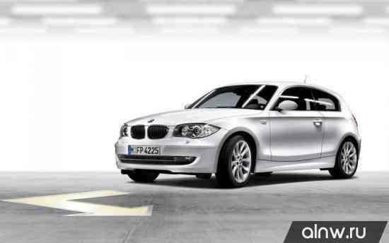 BMW 1 series I (E81-E88) Хэтчбек 3 дв.