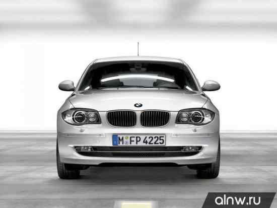 Инструкция по эксплуатации BMW 1 series I (E81-E88) Хэтчбек 3 дв.