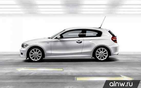 Каталог запасных частей BMW 1 series I (E81-E88) Хэтчбек 3 дв.