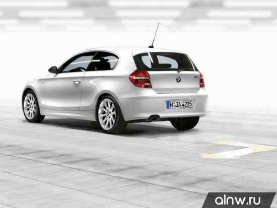 Программа диагностики BMW 1 series I (E81-E88) Хэтчбек 3 дв.