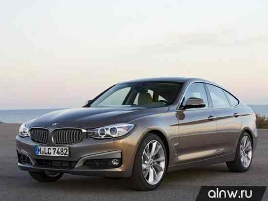 Руководство по ремонту BMW 3 series VI (F3x) Хэтчбек 5 дв.