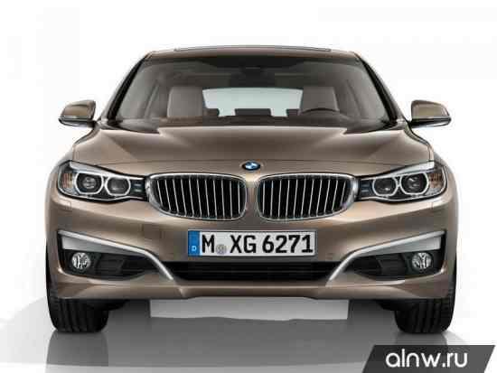 Инструкция по эксплуатации BMW 3 series VI (F3x) Хэтчбек 5 дв.