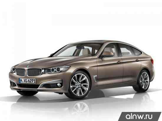 Каталог запасных частей BMW 3 series VI (F3x) Хэтчбек 5 дв.