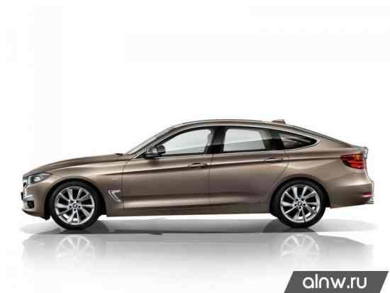 Программа диагностики BMW 3 series VI (F3x) Хэтчбек 5 дв.