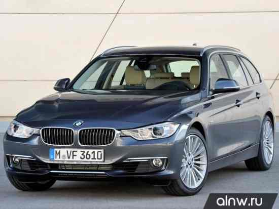 Руководство по ремонту BMW 3 series VI (F3x) Универсал 5 дв.