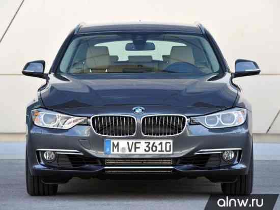 Инструкция по эксплуатации BMW 3 series VI (F3x) Универсал 5 дв.