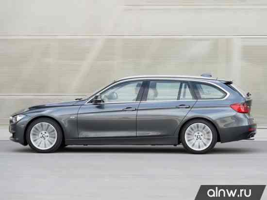 Каталог запасных частей BMW 3 series VI (F3x) Универсал 5 дв.