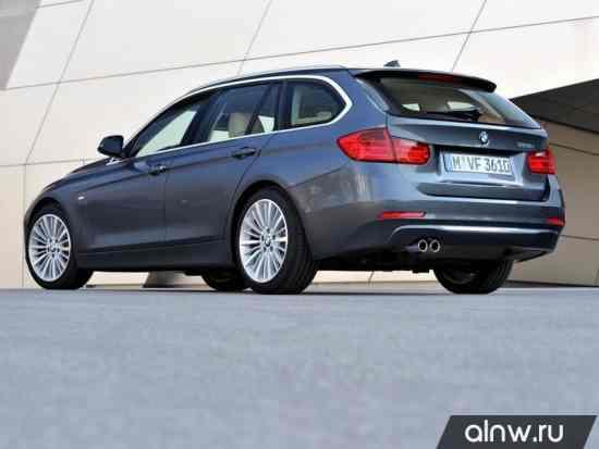 Программа диагностики BMW 3 series VI (F3x) Универсал 5 дв.