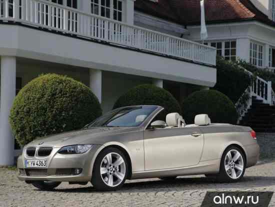 Инструкция по эксплуатации BMW 3 series V (E9x) Кабриолет