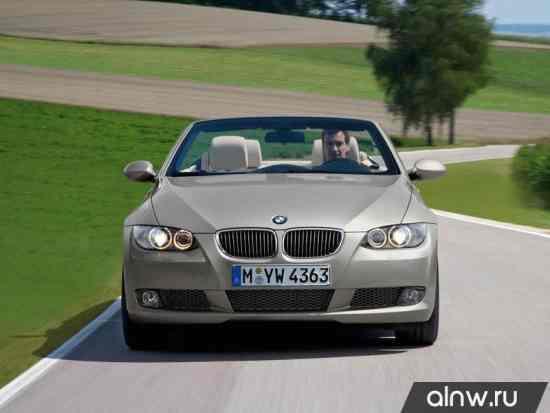 Каталог запасных частей BMW 3 series V (E9x) Кабриолет