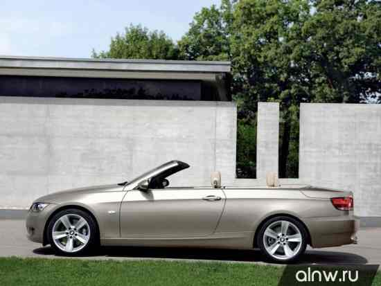 Программа диагностики BMW 3 series V (E9x) Кабриолет