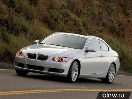 BMW 3 series V (E9x) Купе