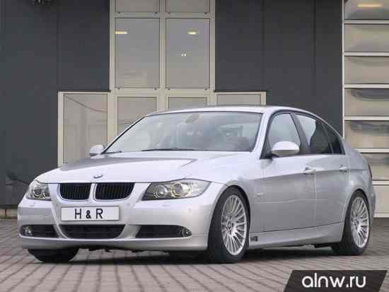 BMW 3 series V (E9x) Седан