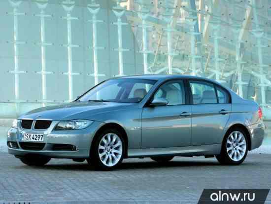 Инструкция по эксплуатации BMW 3 series V (E9x) Седан