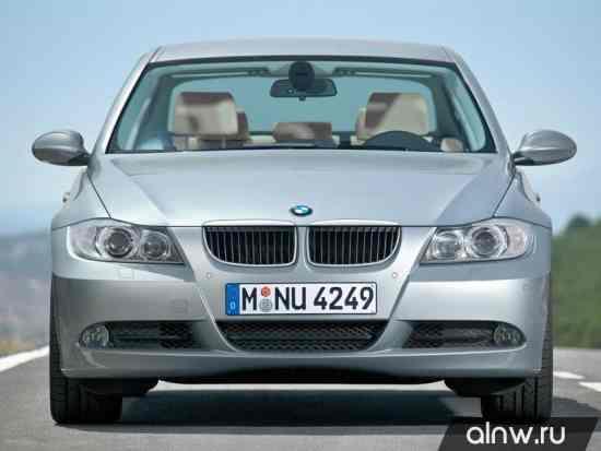 Каталог запасных частей BMW 3 series V (E9x) Седан