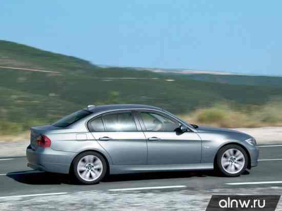 Программа диагностики BMW 3 series V (E9x) Седан