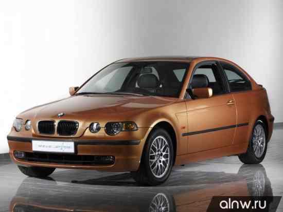 BMW 3 series IV (E46) Хэтчбек 3 дв.