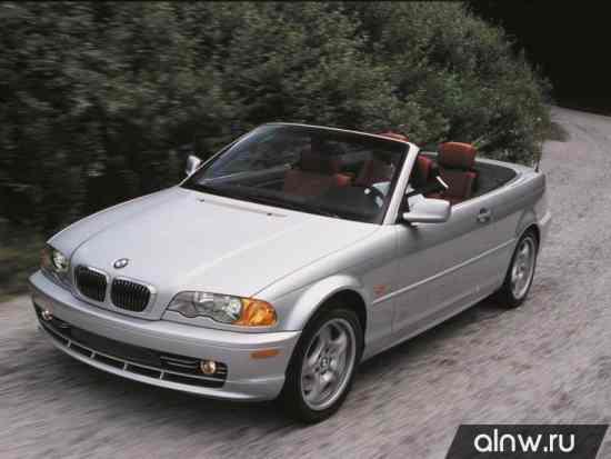 BMW 3 series IV (E46) Кабриолет