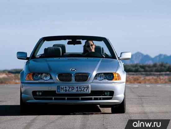 Инструкция по эксплуатации BMW 3 series IV (E46) Кабриолет