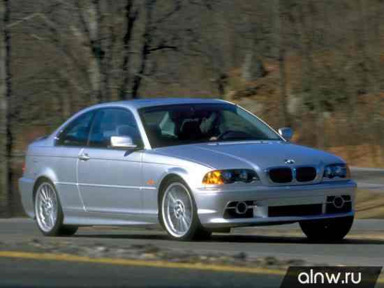 Инструкция по эксплуатации BMW 3 series IV (E46) Купе