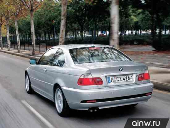 Программа диагностики BMW 3 series IV (E46) Купе