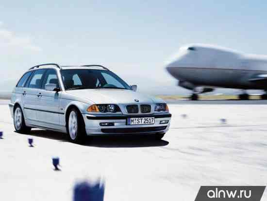 BMW 3 series IV (E46) Универсал 5 дв.