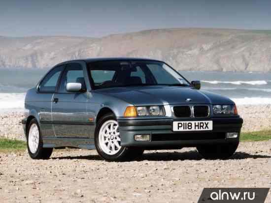 BMW 3 series III (E36) Хэтчбек 3 дв.