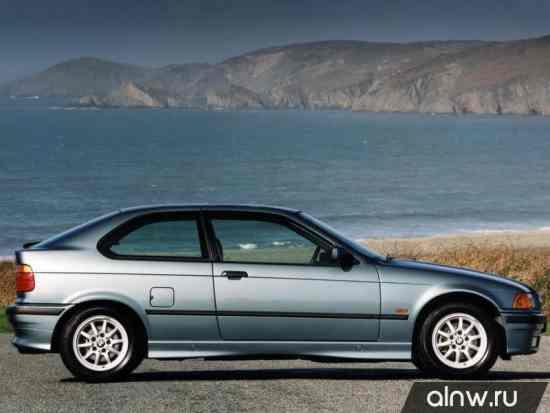 Каталог запасных частей BMW 3 series III (E36) Хэтчбек 3 дв.
