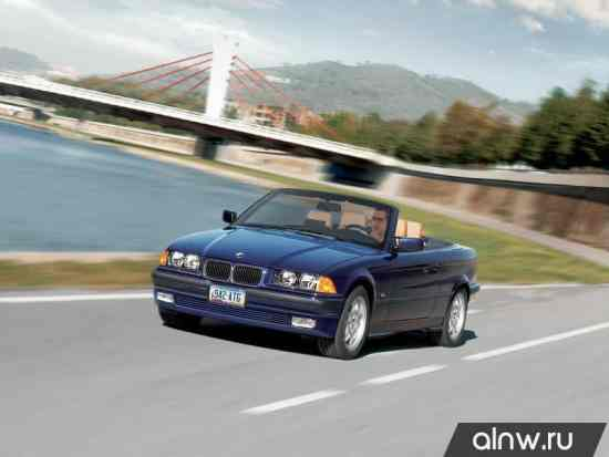 BMW 3 series III (E36) Кабриолет
