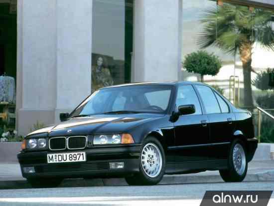 BMW 3 series III (E36) Седан
