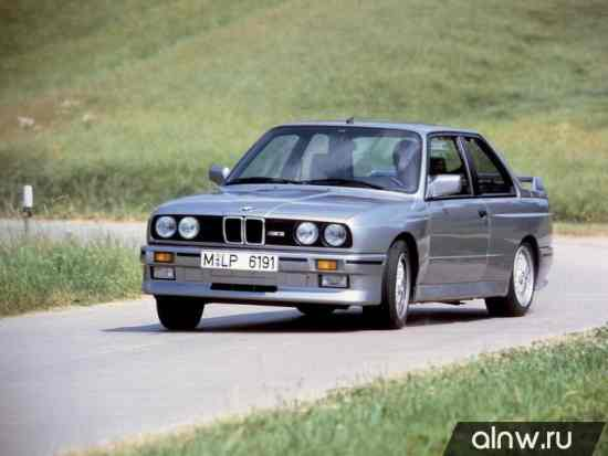 BMW 3 series II (E30) Купе