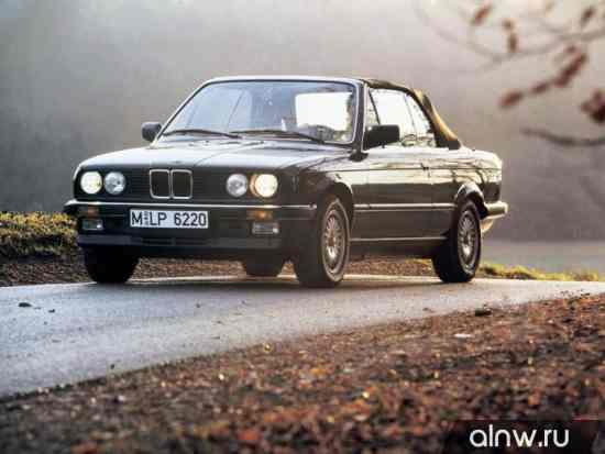 BMW 3 series II (E30) Кабриолет