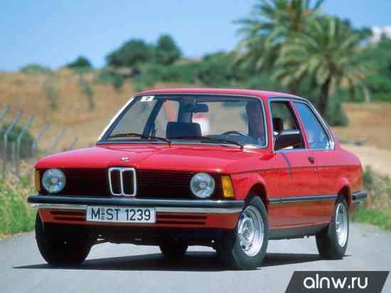 BMW 3 series I (E21) Седан 2 дв.