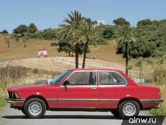 Каталог запасных частей BMW 3 series I (E21) Седан 2 дв.